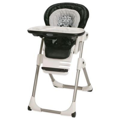baby travel high chair small folding camping graco® souffle™ lx in sutton™ - buybuy