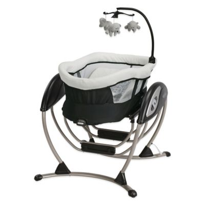 Graco DreamGlider Gliding Seat  Sleeper in Sutton