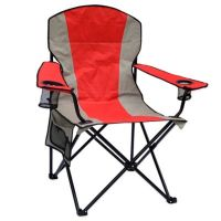 Extra Large Folding Canvas Camping Chair - Bed Bath & Beyond