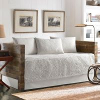 Tommy Bahama Nassau Quilted Daybed Bedding Set in White ...