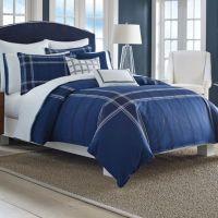 Nautica Haverdale Comforter Set in Navy - Bed Bath & Beyond