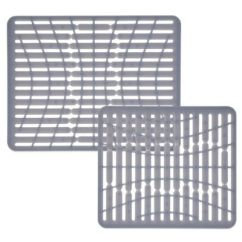 Bed Bath And Beyond Kitchen Mat White Drop Leaf Table Oxo Good Grips® Silicone Sink - &