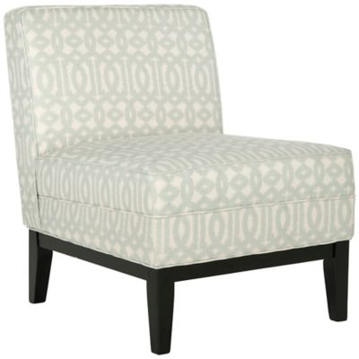 armless living room chairs arrange with fireplace buy bed bath beyond safavieh armond chair in silver cream