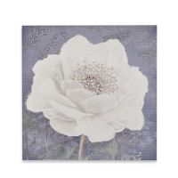 Lilac Bloom Canvas Wall Art - Bed Bath & Beyond