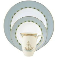Lenox British Colonial Tradewind Dinnerware Collection ...