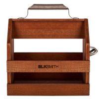 BLKSmith Wood 6-Pack Beer Holder - Bed Bath & Beyond