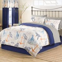 Buy Nautical 6-Piece Twin Comforter Set from Bed Bath & Beyond
