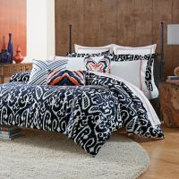 Buy Trina Turk Indigo Ikat Comforter Set from Bed Bath ...