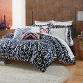 Buy trina turk 174 indigo ikat twin twin xl duvet cover set from bed