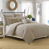 Nautica Longitude Comforter Set in Khaki - Bed Bath & Beyond