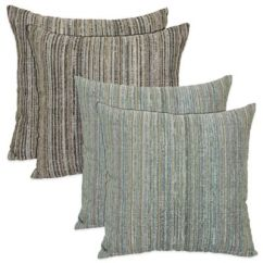 Brentwood Originals Chair Pads Tranquil Ease Lift Power Supply Tipps Cornerstone Pillow In Blue (set Of 2)