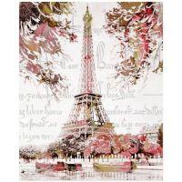 Paris Springtime Canvas Wall Art - Bed Bath & Beyond
