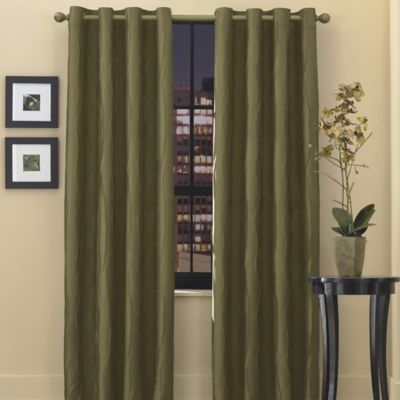 Buy Olive Curtains From Bed Bath & Beyond