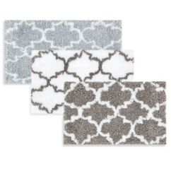 Bed Bath And Beyond Kitchen Mat Cotton Rugs Loloi Grand Luxe Patterned - &