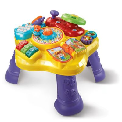 Vtech Super Star Learning Table Www Buybuybaby