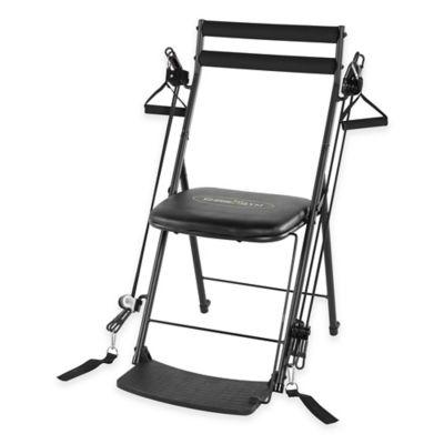 Chair Gym Total Body Workout  Bed Bath  Beyond