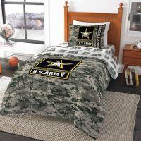 U.S. Army Camo Twin Comforter - Bed Bath & Beyond