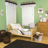 Trend Lab Dr. Seuss ABC 4-Piece Toddler Bedding Set ...