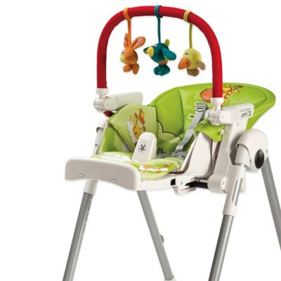 high chair with accessories chiavari chairs rental buybuy baby peg perego play bar accessory