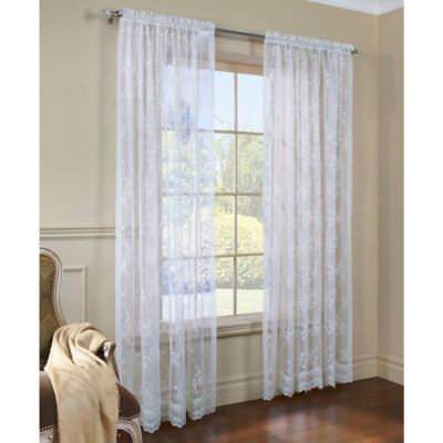 "Buy 54"" Curtain Panel From Bed Bath & Beyond"