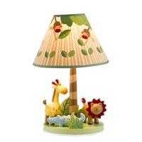 Lambs & Ivy Zoofari Lamp with Shade - Bed Bath & Beyond
