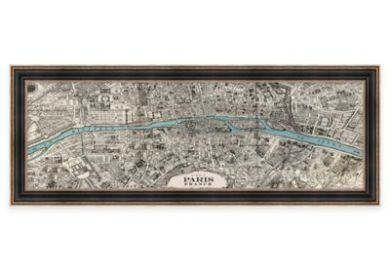 Buy Paris Wall Decor From Bed Bath Beyond