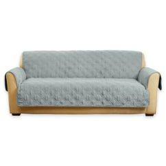 Chair Seat Covers Bed Bath And Beyond Pb Teen Chairs Buy Sure Fit® Deluxe Pet Sofa Cover From &
