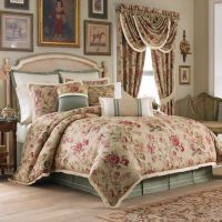 Croscill Cottage Rose Comforter Set