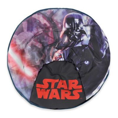 toddler saucer chair canada tattooing chairs for sale buy bed bath and beyond star wars darth vader