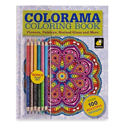 Colorama Flowers Paisleys Stained Glass And More