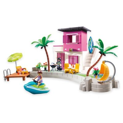 Playmobil® Luxury Beach House  Bed Bath & Beyond