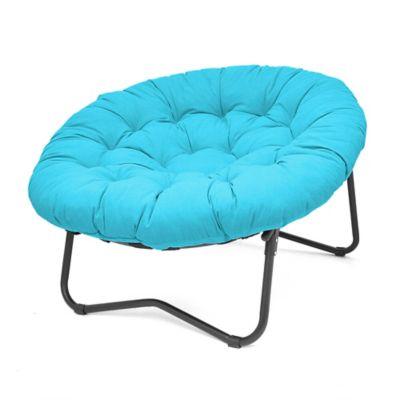 Foldable Oversized Papasan Chair  Bed Bath  Beyond