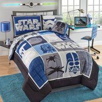 Star Wars Classic Reversible Comforter Set - Bed Bath ...