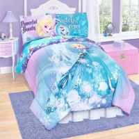 "Disney ""Frozen"" Elsa Reversible Comforter Set - Bed Bath ..."