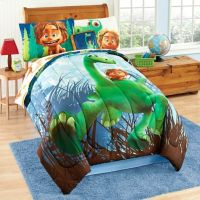 "Disney Pixar ""The Good Dinosaur"" Reversible Comforter"