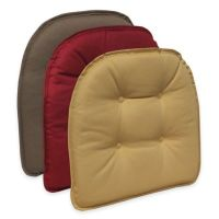 Klear Vu Tufted Twill Gripper Chair Pad - www ...
