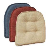 Klear Vu Tufted Embrace Gripper Chair Pad - Bed Bath & Beyond