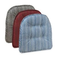 Klear Vu Tufted Sophia Gripper Chair Pad - www ...