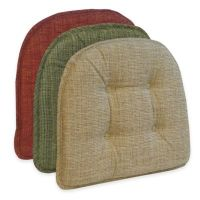 Klear Vu Tufted Accord Gripper Chair Pad - Bed Bath & Beyond