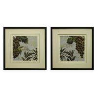 Burgundy Framed Wall Art - Bed Bath & Beyond