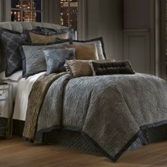 Brand New Kitchen Cost Outdoor Sets Waterford Couture® Luxury Italian-made Trentino Comforter ...