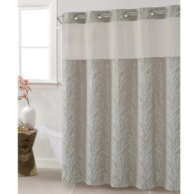 Buy Hookless Shower Curtains From Bed Bath & Beyond
