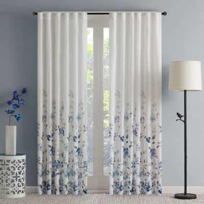 Buy 63 Inch Sheer Curtain Panel From Bed Bath Amp Beyond