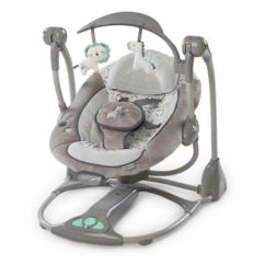 Infant Bouncy Chair Trendy Recliner Chairs Ingenuity™ Convertme Swing-2-seat™ In Orson™ - Buybuy Baby