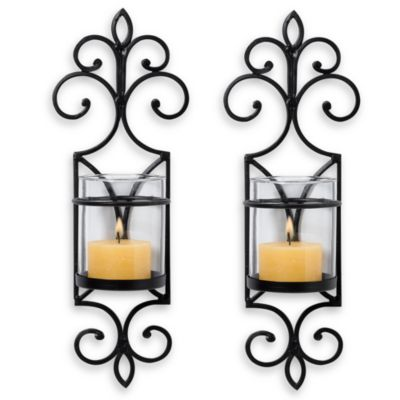 Buy San Miguel Sconce From Bed Bath & Beyond