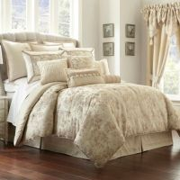 Buy Waterford Linens Castlequin California King Comforter ...