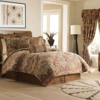 Buy Croscill Salida Reversible California King Comforter ...