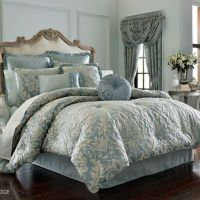 J. Queen New York Kingsbridge Comforter Set in French ...