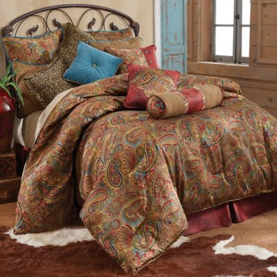 HiEnd Accents San Angelo Bedding Collection  Bed Bath  Beyond