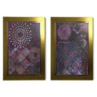 StyleCraft Kudos Global Framed Print Wall Art - Bed Bath ...